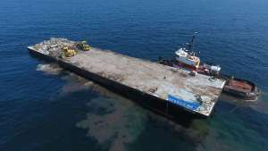 Stevens Towing, Inland & Ocean, Marine Transport, Heavy Lift
