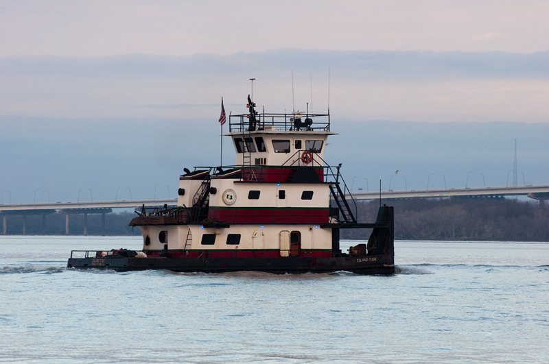 Tugs/Barges - Stevens Towing, Tugs, Marine Towing